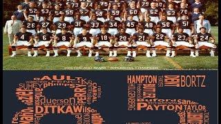 Madden 2000 (PSX): '85 Chicago Bears vs All 90's Team