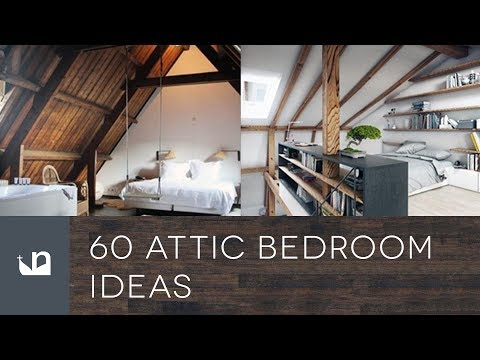 60 Attic Bedroom Ideas