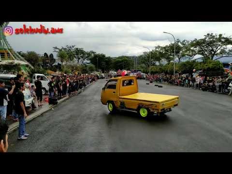 Slalom Pick Up Ngedrift _Anniversary KMP 1st 2019