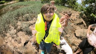 In this video we rescued a family at the river that could've ended in six drownings. Subscribe if you're new & help me reach 5000000 subscribers on YouTube ...