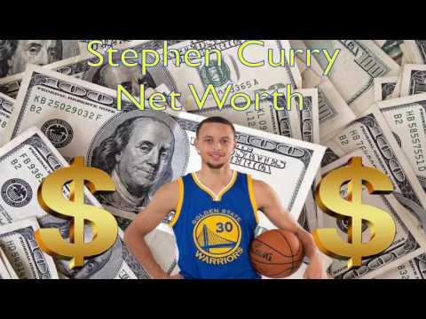 How Much Money Does Steph Curry Make (Celebrity Earnings)