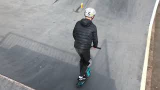 Vlog #2  scooter clips (bad quality warning)