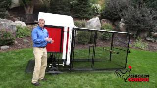 Amazing Chicken Tractor From Chicken Condos