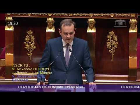 Défense de la position du groupe LAREM sur le PPR de Julien Aubert