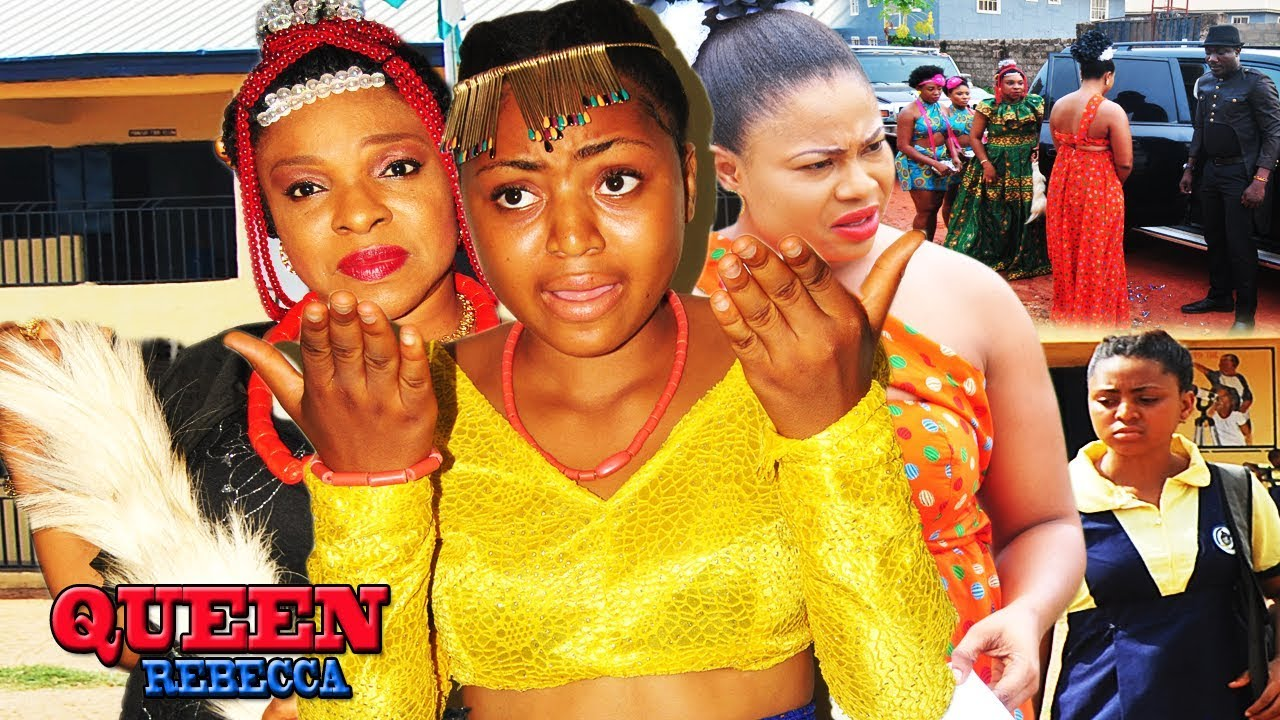 Download Queen Rebecca Season 4 - Liz Benson|Regina Daniels 2017 Latest Nigerian Nollywood Movie
