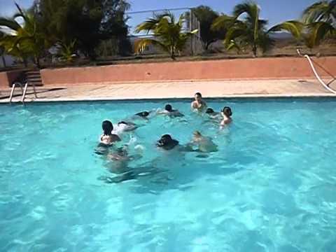 rueda casino en piscina salsa Honduras