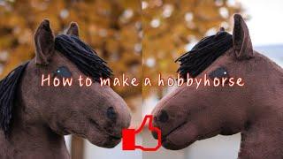 How to make a hobbyhorse 4.0✂ | _hobbyhorsing_de