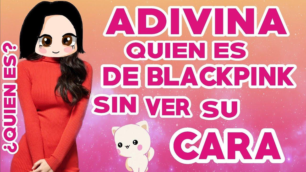 ADIVINA EL MIEMBRO DE BLACKPINK QUE ESTA ATRÁS DEL EMOJI