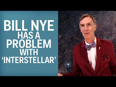 Thumbnail: Bill Nye's Problem With 'Interstellar'