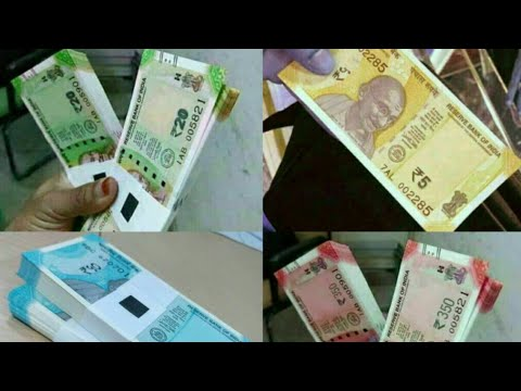 BIGGEST NEWS RBI RELEASE NEW 5,20,50,200,350 RS NOTE INDIA (2018) ||