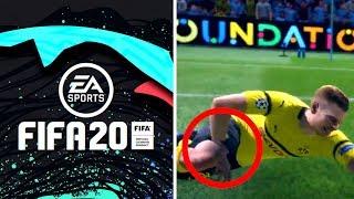 FIFA 20 ТРЕЙЛЕР: ЧТО НАМ ПОКАЗАЛИ В НЕМ?