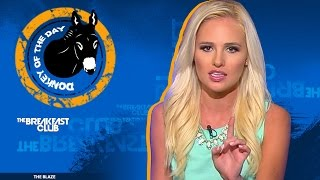 Tomi Lahren's Remarks About Colin Kaepernick - Donkey of the Day (8-30-16)