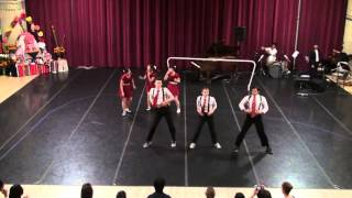 "Swungtime performs ""I Like Pie, I Like Cake"" at the Stanford Fall Ball 2013"