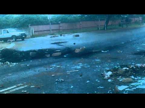 Malamulele Strike   2015 january