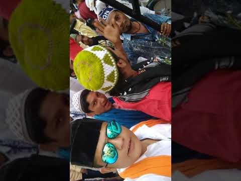 Godhra Mastan Malang group Eid a Milad juloos 2017