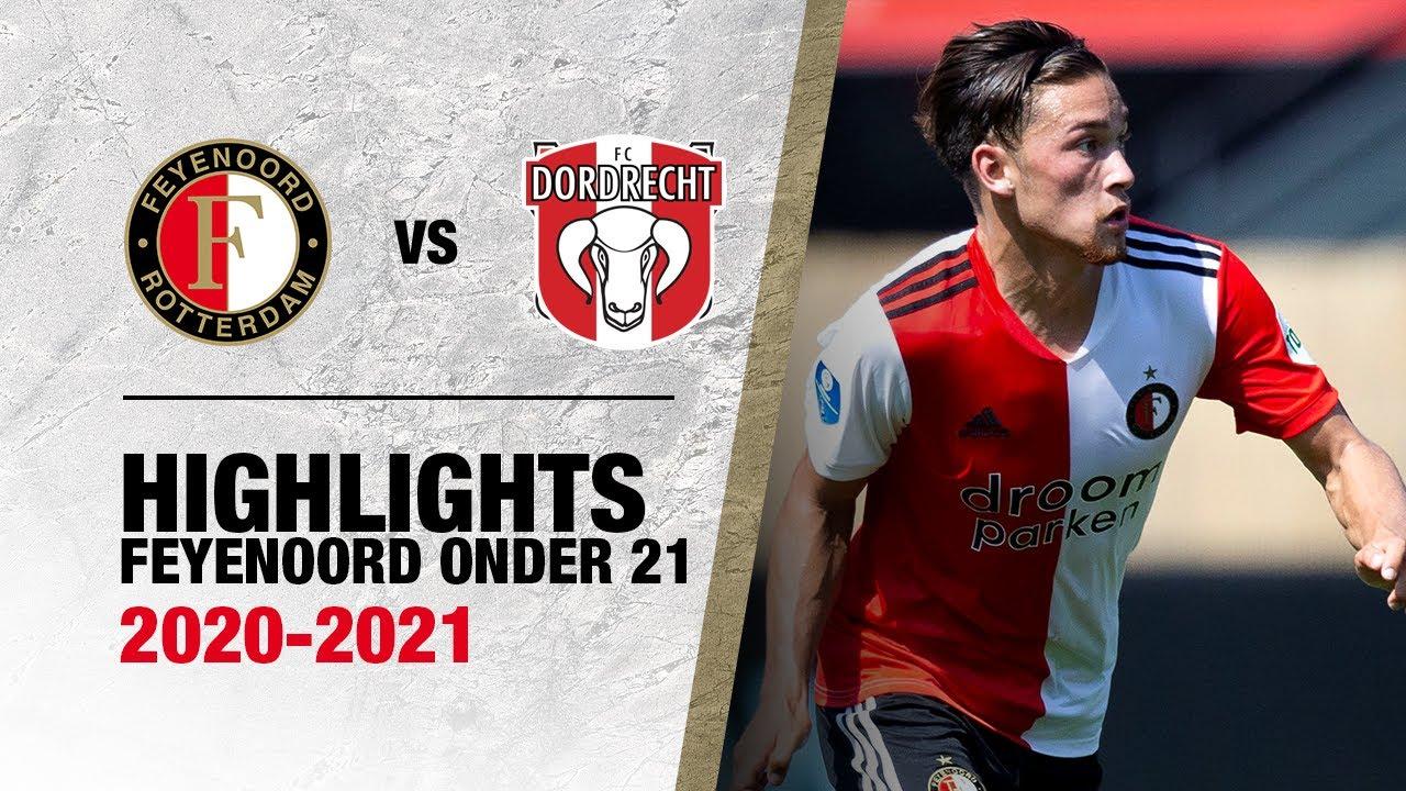 𝐕𝐢𝐣𝐟𝐤𝐥𝐚𝐩𝐩𝐞𝐫 𝐅𝐞𝐲𝐞𝐧𝐨𝐨𝐫𝐝 𝐎𝟐𝟏 𝐨𝐩 𝐕𝐚𝐫𝐤𝐞𝐧𝐨𝐨𝐫𝐝 🤚 | Highlights Feyenoord O21 - FC Dordrecht O21