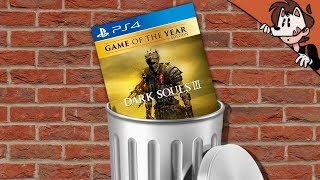 Dark Souls Is Actual Garbage