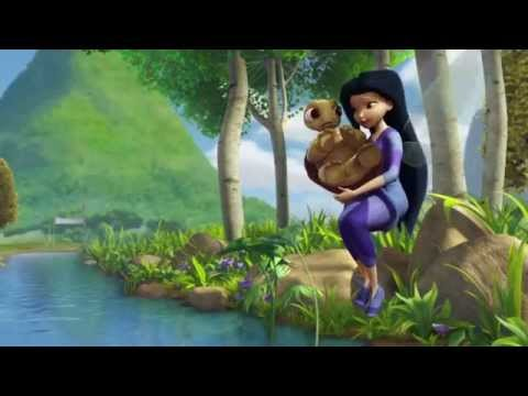 Disney Fairies Pixie Hollow Games How I Train with Silvermist