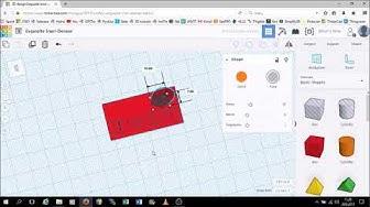 Avaimenperän suunnittelu ja 3D-tulostus