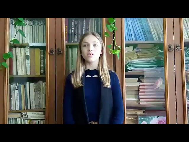 Изображение предпросмотра прочтения – НатальяБелопухова читает произведение «Зреет рожь над жаркой нивой» А.А.Фета