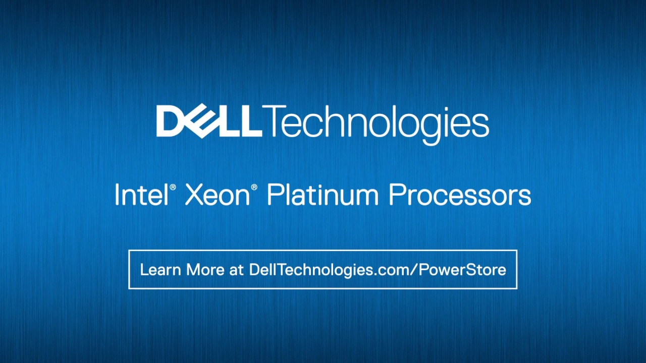 New Dell EMC PowerStore: The Future of Storage is here