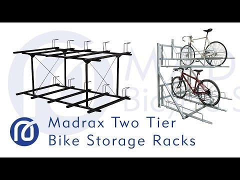 madrax bike racks youtube