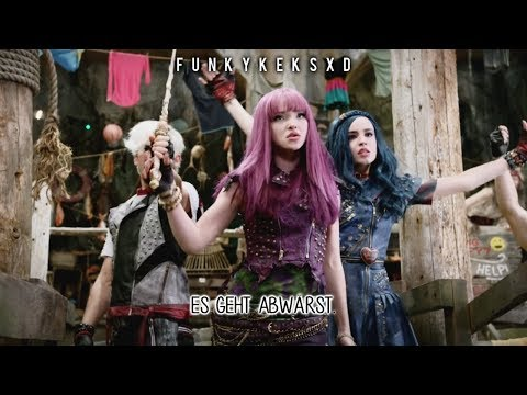 Descendants 2 - It's Goin' Down (Deutsche Übersetzung)