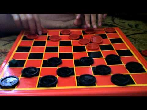 how to play checkers - YouTube