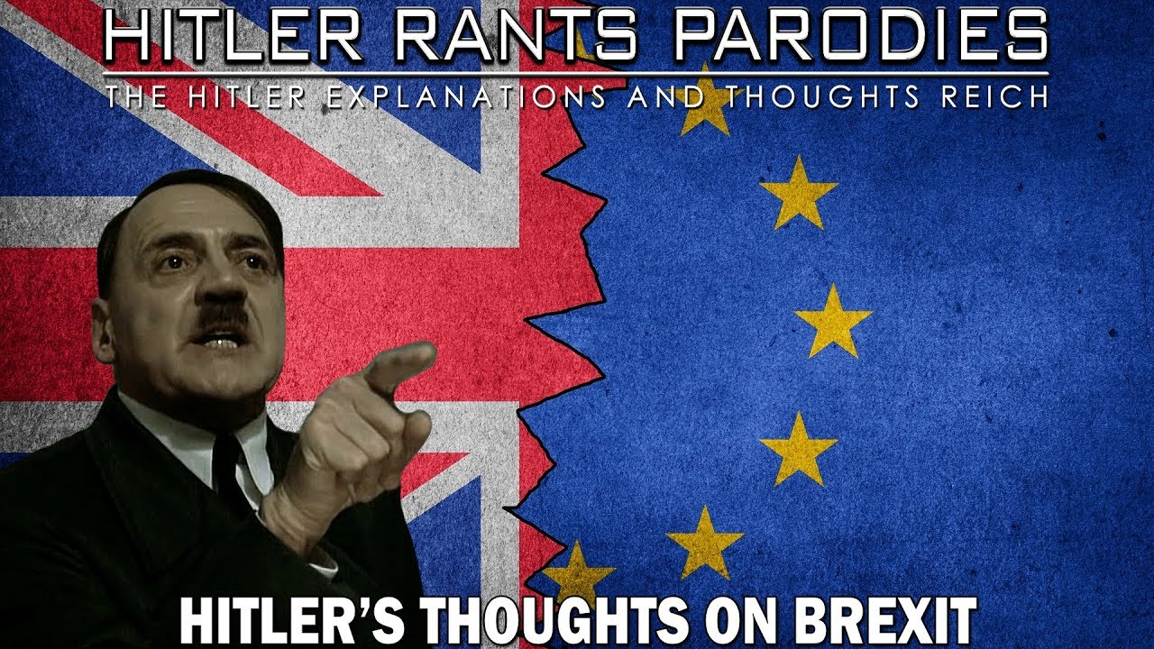 Hitler's thoughts on Brexit