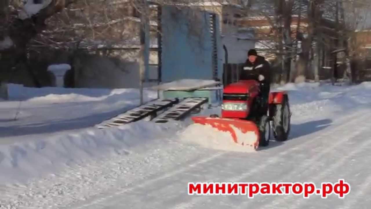 Шнек для уборки снега  видео 54