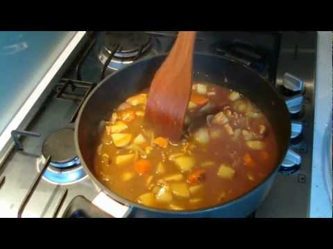 How to Cook Japanese Curry Chicken