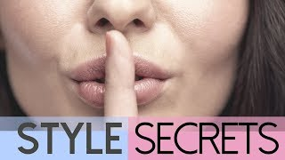 Style Secrets to Help You Look Slimmer Without Diet or Exercise