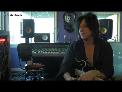 Steve Stevens Interview - How he started to play guitar