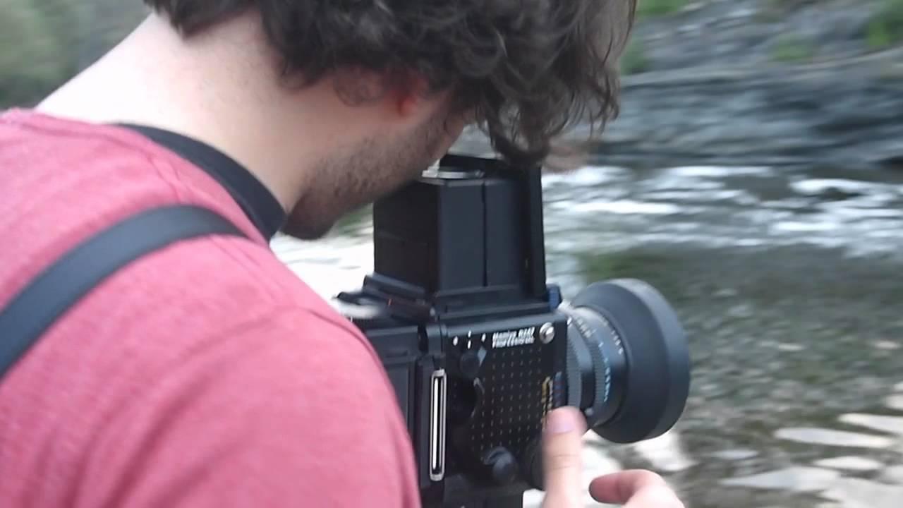 Mamiya RZ67 Pro IID Medium Format DSLR Camera