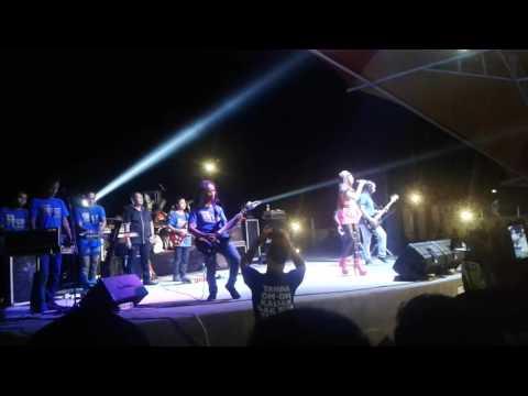 Om Telolet Om - New Pallapa Gofun POLISI JIHAN AUDY bojonegoro 2016