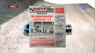 LA REVUE DES GRANDES UNES DU MERCREDI 31 OCTOBRE 2018 - ÉQUINOXE TV