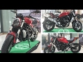 Benelli 750cc Parallel Twin Street Fighter Spotted