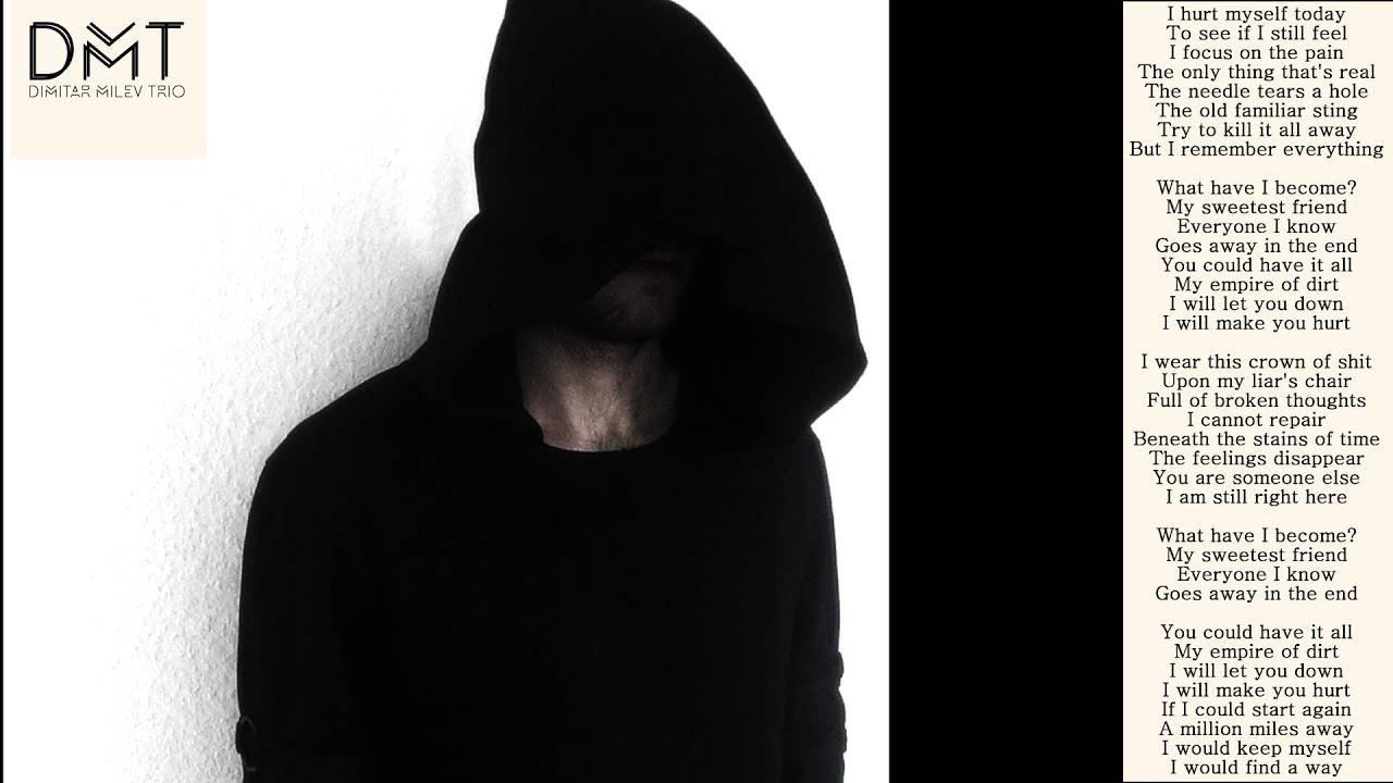 Hurt D M T Nine Inch Nails Cover Lyrics Youtube Sweater Nin