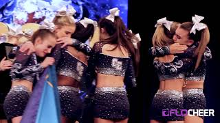 Cheer Express Miss Silver Makes History With First Ever Worlds Win!