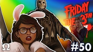 LEAVE MY MOMMA ALONE! | Friday the 13th The Game #50 Ft. Friends