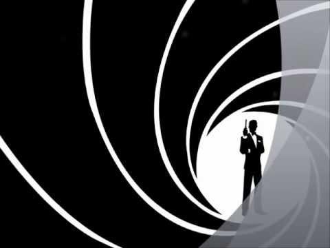 Moby - James Bond Theme (Re-Version) (feat. Pierce Brosnan & Sean Connery & Gert Frobe).wmv