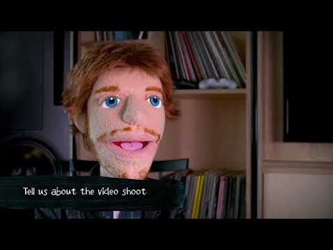 Interview with Ed Sheeran...
