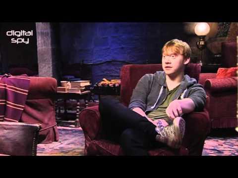 Rupert Grint : 'After finishing Harry Potter I felt lost'