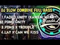 Dj Unity Faded | Pong Trouble | Lay Can We Kiss Full bass 2019 By Nanda Lia