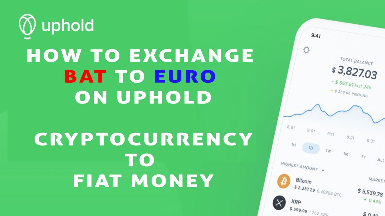 uphold cryptocurrency exchange