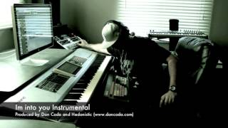 Download RnB I Im into you Instrumental (Produced by Don Coda and Hedonistic) MP3 song and Music Video