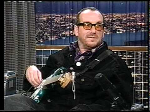 Elvis Costello interview 2002