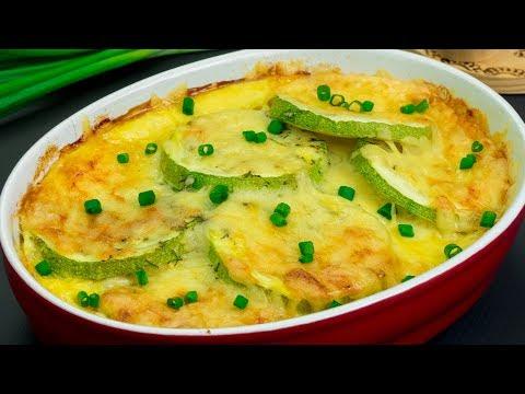 Top 7 deliciosas recetas de calabacín -¡prepara estas recetas esta temporada!   Gustoso.TV