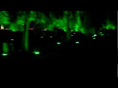 Dancing Ladies Hubei Wuhan Yangtze River at night