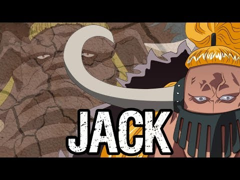 """JACK """"The Drought"""" - One Piece Theory"""